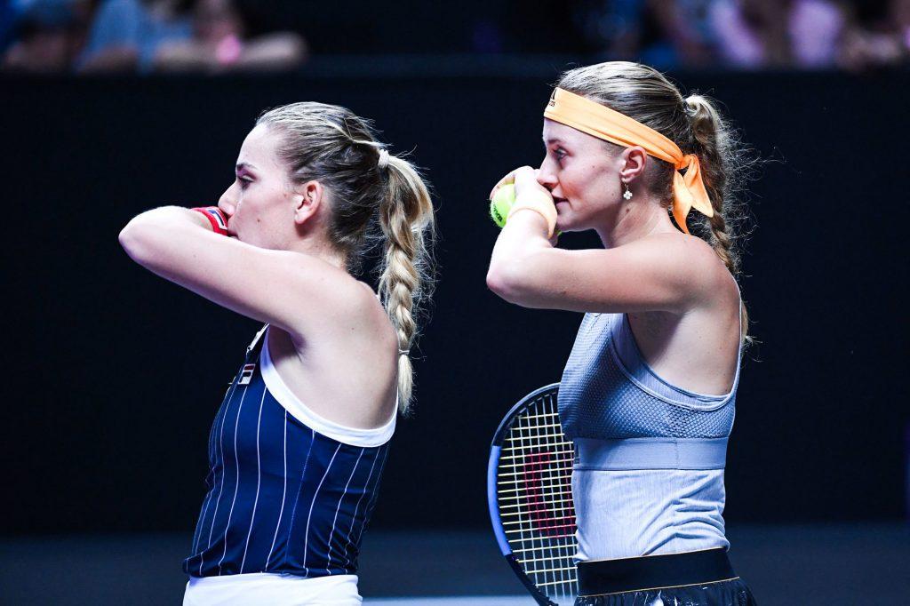 US Open 2020 : Mladenovic et Babos exclues du tournoi de double