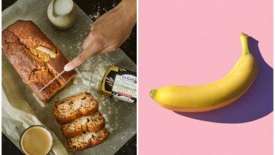Banana Bread, la bonne dope des sportifs !