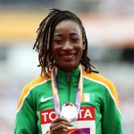 Marie-Josée Ta Lou est une athlète ivoirienne spécialiste du sprint. En 2017, elle a participé aux VIIIes Jeux de la Francophonie à Abidjan.