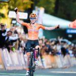 La Néerlandaise Anna van der Breggen a mis fin à sa série de quatre médailles d'argent pour conquérir l'or dans le contre-la-montre dames des Championnats du monde de cyclisme sur route, jeudi, sur le circuit italien d'Imola.