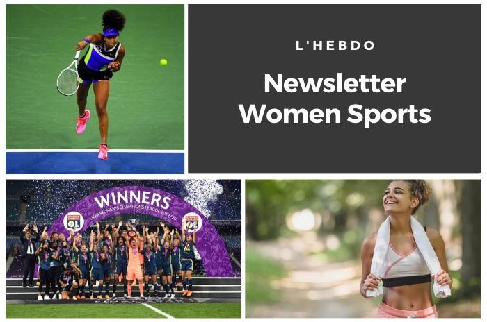 La newsletter WOMEN SPORTS du mardi 1er septembre 2020