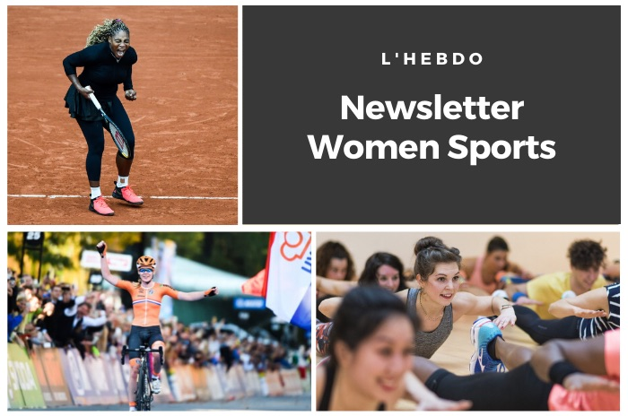 La newsletter WOMEN SPORTS du mardi 29 septembre 2020