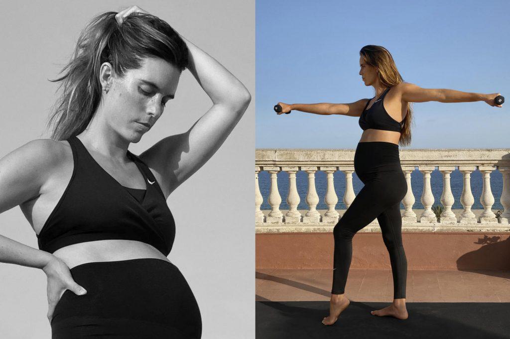 Nike lance une gamme pour femmes enceintes