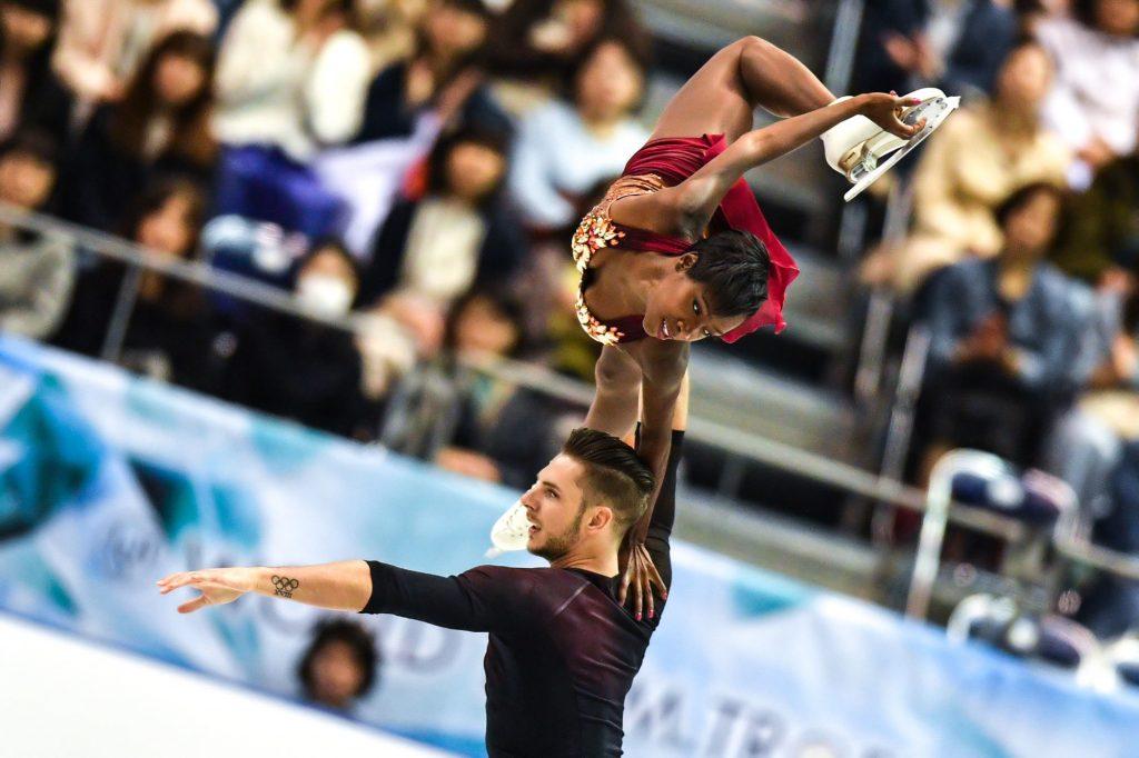 Patinage artistique : Vanessa James et Morgan Ciprès raccrochent les patins