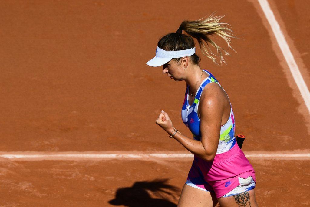 Roland-Garros 2020 : Elina Svitolina rejoint le 2e tour, Vondrousova sortie d'entrée