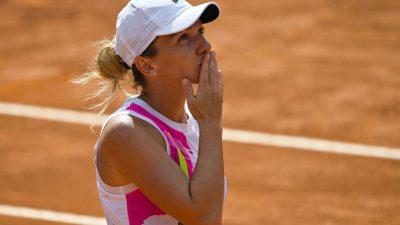 WTA de Rome : le titre pour Simona Halep