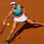 La Française Caroline Garcia (45e mondiale) a été éliminée ce mardi au 1er tour du tournoi WTA de Rome par l'Estonienne Anett Kontaveit (21e), tête de série N°14 (3-6, 6-7).