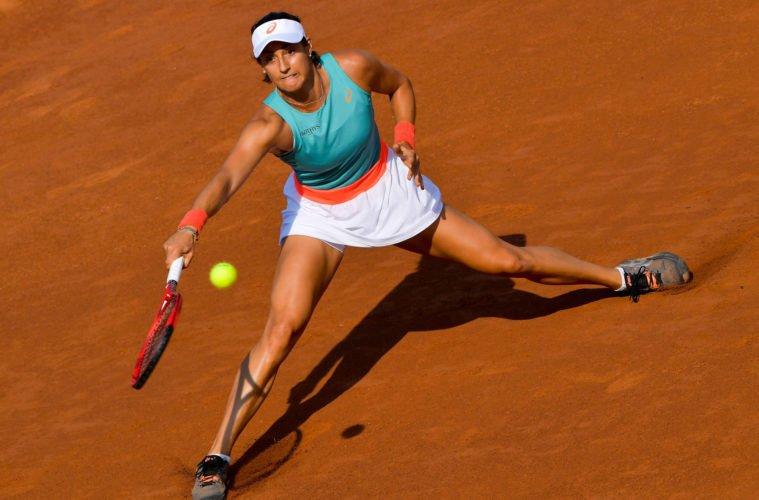 WTA de Rome : Caroline Garcia sortie d'entrée…
