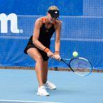 La Française Kristina Mladenovic (44e joueuse mondiale) s'est totalement effondrée au 2e tour de l'US Open 2020 mercredi, à New York.