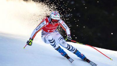 Viktoria Rebensburg range définitivement ses skis