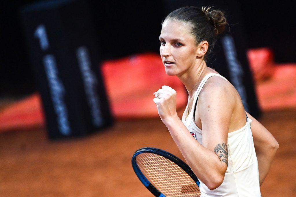 WTA de Rome : Pliskova rejoint Halep en finale