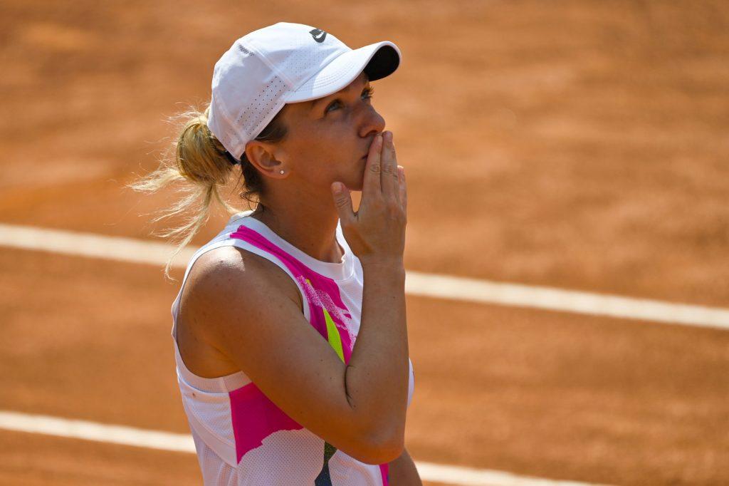 WTA de Rome : Simona Halep qualifiée pour la finale
