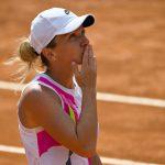 La Roumaine Simona Halep, N°2 mondiale, s'est qualifiée pour la finale du tournoi WTA de Rome dimanche, où elle tentera de décrocher le titre après deux finales perdues en 2017 et 2018.