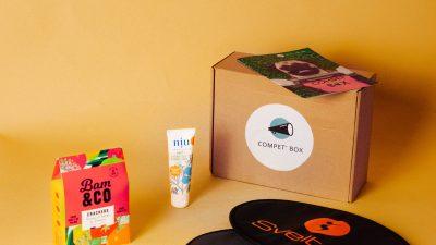 Compet' Box : l'allier plaisir et sportif pour prendre soin de soi !