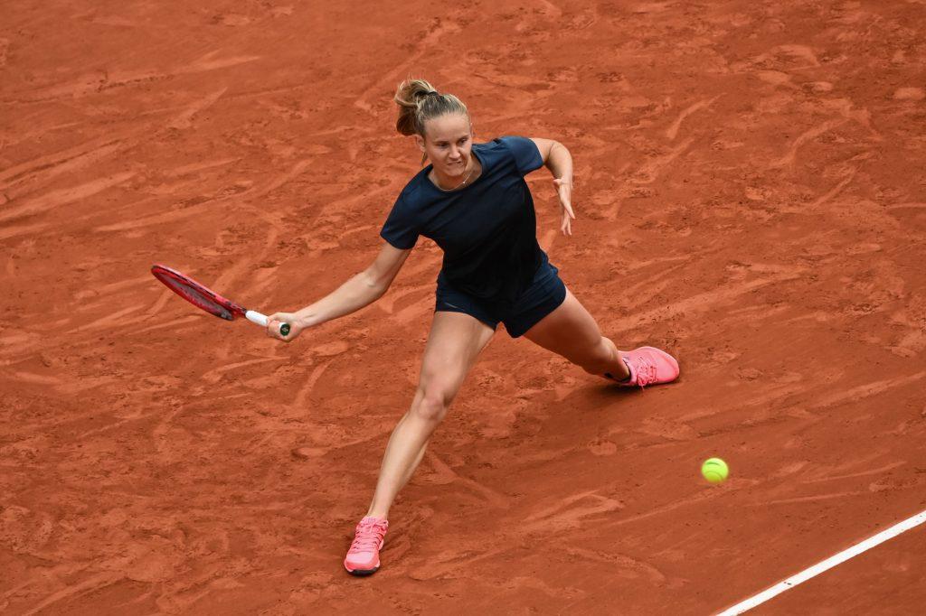 Roland-Garros 2020 : Fiona Ferro en huitième de finale !