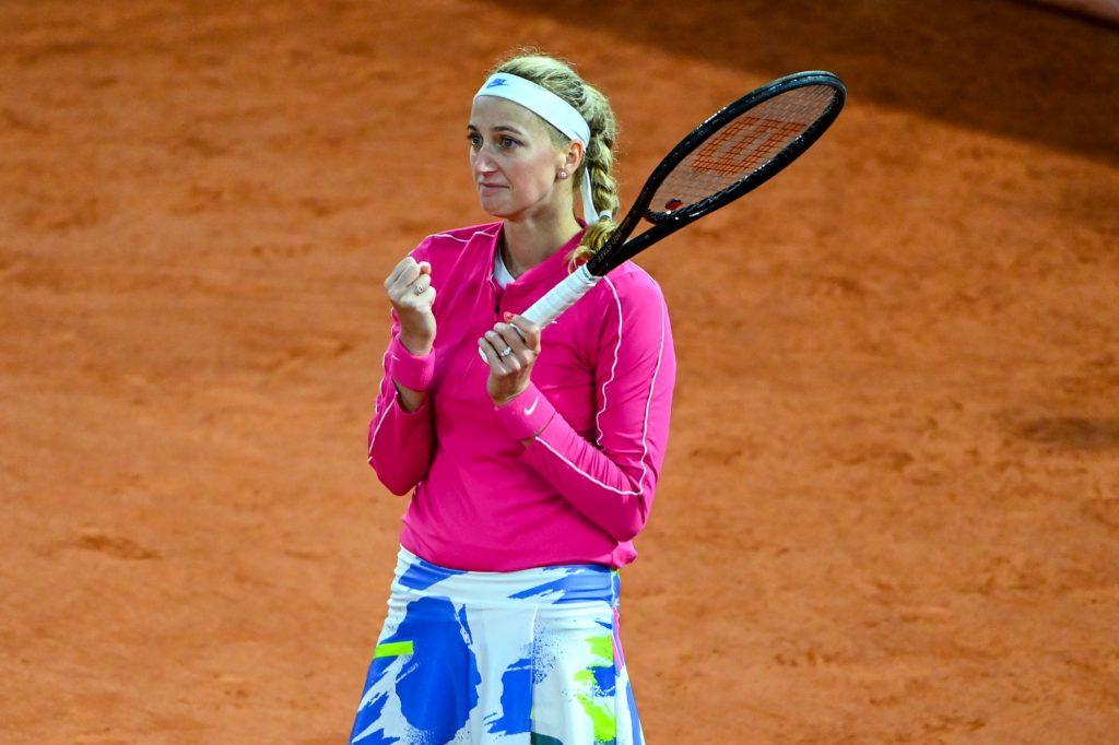 Roland-Garros 2020 : Kvitova retrouve les quarts-de-finale