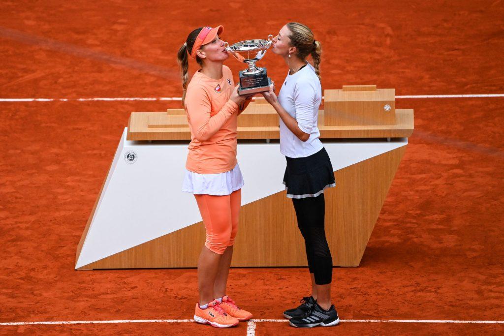 Roland-Garros 2020 : Mladenovic et Babos conservent leur titre en double