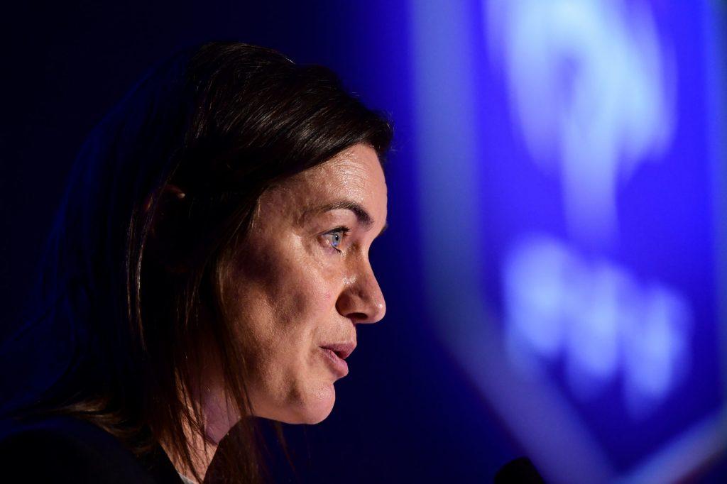 Corinne Diacre positive au coronavirus : elle ne participera pas au rassemblement des Bleues