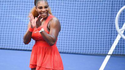 Baromètre (septembre 2020) : Serena Williams, reine de coeur des tournois majeurs