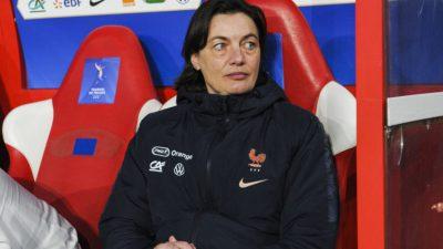 Football (EdF) : Corinne Diacre met les choses au clair, c'est elle la patronne !