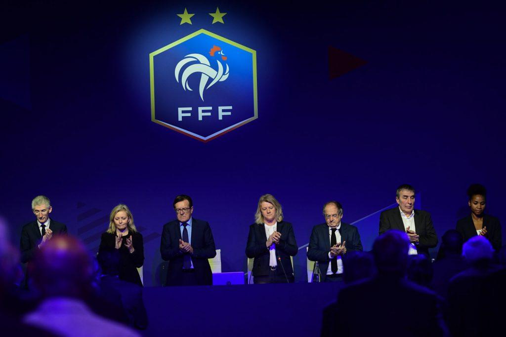 Tensions au sein de la FFF : « Tout est aujourd'hui réglé »