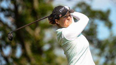 Golf : Ally McDonald s'offre un beau cadeau d'anniversaire avec le Drive On Championship