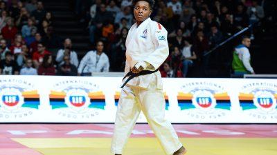 Judo : Amandine Buchard et Audrey Tcheuméo s'imposent pour la reprise à Budapest
