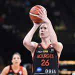 Après des semaines de matchs reportés, le Tango Bourges et l'ASVEL Lyon ont enfin fait leurs débuts en Ligue féminine de basketball (LFB).