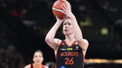 Ligue féminine de basketball (LFB) : Bourges lance sa saison en remportant le choc contre Lyon