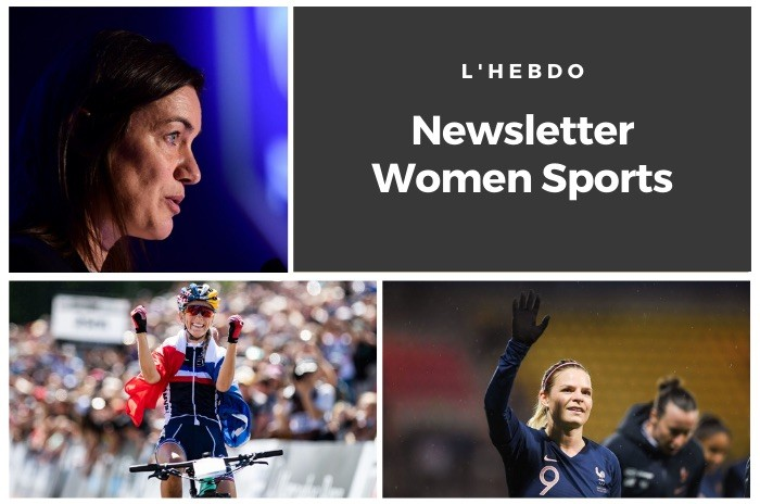 La newsletter WOMEN SPORTS du mardi 20 octobre 2020