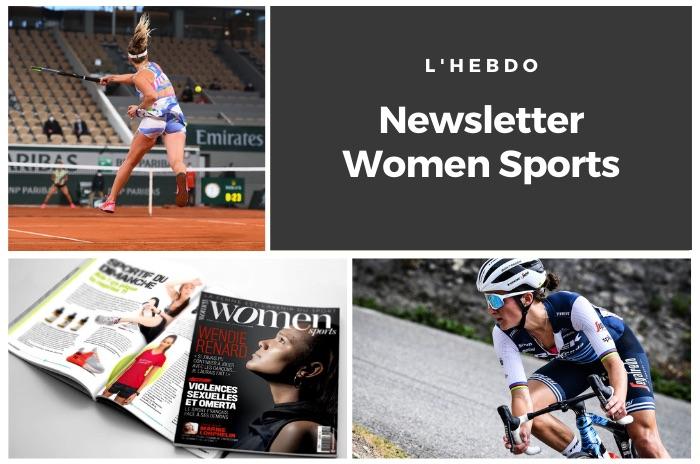 La newsletter WOMEN SPORTS du mardi 6 octobre 2020