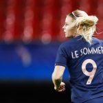 L'attaquante de l'équipe de France de football Eugénie Le Sommer a réalisé une belle analyse juste après le nul des Bleues en Autriche ce mardi (0-0), dans le cadre des qualifications à l'Euro-2022.