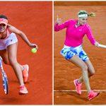 L'Américaine Sofia Kenin (N°6 mondiale) et la Tchèque Petra Kvitova (N°11) se sont toutes les deux qualifiées pour le dernier carré du tournoi de Roland-Garros 2020 cet après-midi, Porte d'Auteuil à Paris.