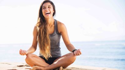 Carnet pratique yoga : la « morning routine » d'Anne Thiery