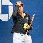 L'ancienne tenniswoman française Amélie Mauresmo, reconvertie en coach de tennis, n'entraînera plus Lucas Pouille.
