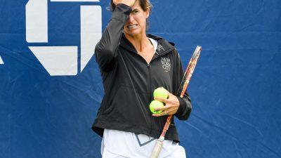 Tennis : Amélie Mauresmo et Lucas Pouille mettent fin à leur collaboration