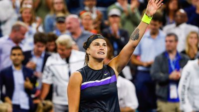 Classement WTA : Sabalenka et Azarenka grimpent d'une place