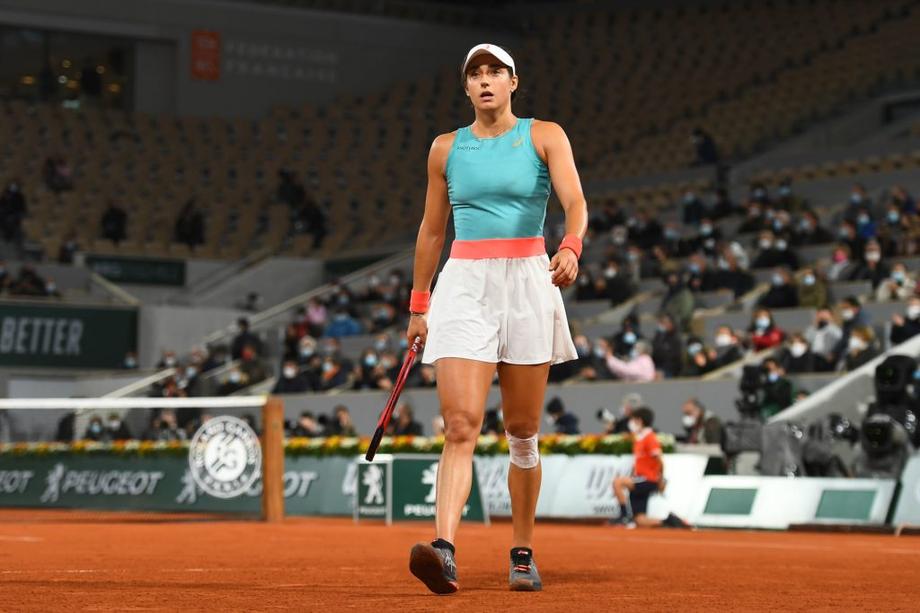 Tennis : fin de saison pour Caroline Garcia