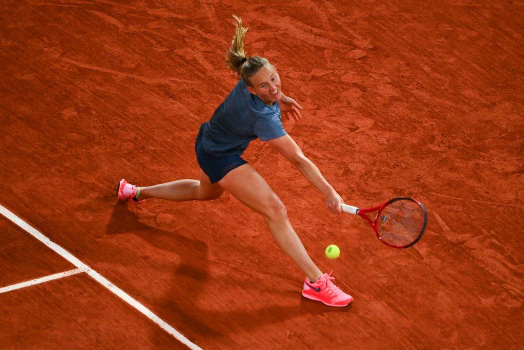 Roland-Garros 2020 : Fiona Ferro stoppée en 8emes, il n'y a plus de Français en lice