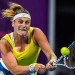 La Bélarusse Aryna Sabalenka a remporté dimanche le tournoi WTA d'Ostrava en prenant le meilleur sur sa compatriote Victoria Azarenka.