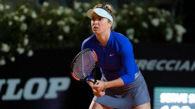 WTA Ostrava : Elina Svitolina corrigée d'entrée par Sakkari