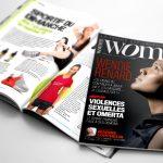Un nouveau numéro automnal de la collection des magazines Women Sportsest disponible.