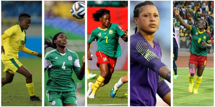 5 femmes emblématiques du football africain