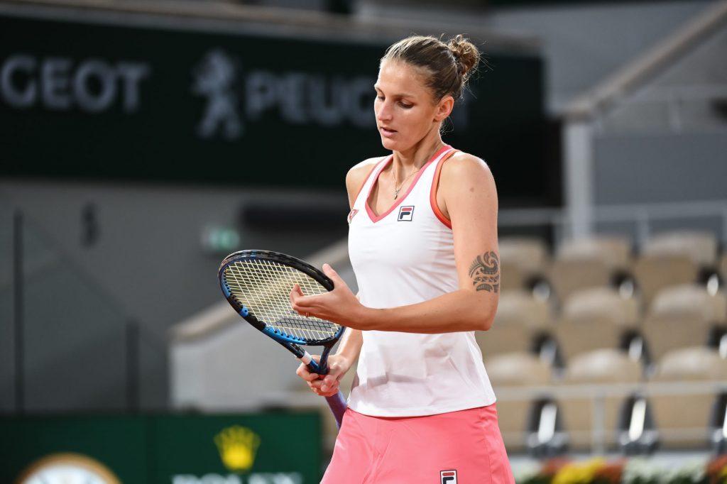 Tennis : Karolina Pliskova se sépare (déjà !) de son entraîneur
