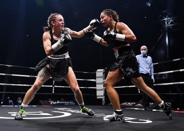 Boxe : Estelle Yoka-Mossely s'offre une 8eme victoire de rang chez les pros