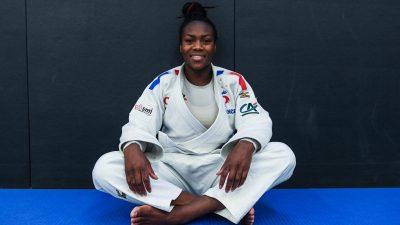 Judo : Clarisse Agbegnenou, une machine de guerre sur les tatamis