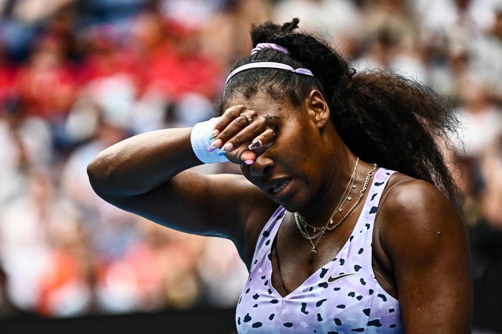 Classement WTA : Serena Williams sort du Top 10