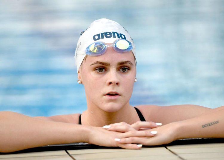 Dopage : sanction réduite pour la nageuse Shayna Jack