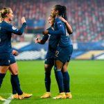 L'Equipe de France féminine de football a battu l'Autriche vendredi soir (3-0) et s'est qualifiée par la même occasion pour l'Euro-2022.