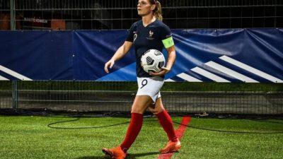 Football : Eugénie Le Sommer nommée secrétaire de l'UNFP